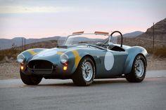 50th Anniversary Shelby Cobra 289 FIA