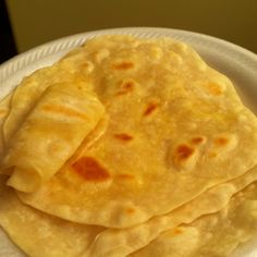 New Improved Easy Flour Tortilla Recipe recipe | BigOven naughty for me