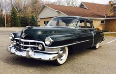 1950 CadillacSeries 61 4dr.