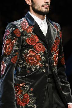 Fall 2013 Menswear Dolce  Gabbana