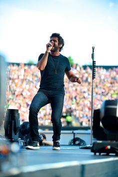 Thomas Rhett Photos - The Kick Up the Dust Tour in Nashville, Tennessee - Zimbio