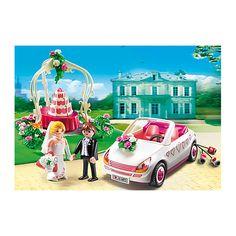 Mansi n moderna de lujo playmobil ib rica juego simb lico logopedia pinterest - Casa del arbol playmobil 5557 ...