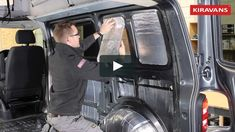 This video is about Kiravans - Insulating Your VW T5 T6 Camper Van