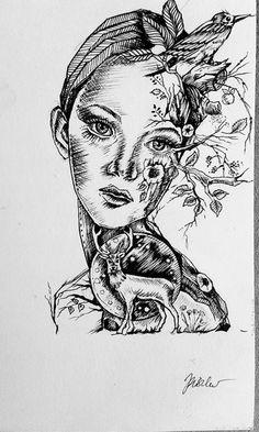 forestgirl, zajęte