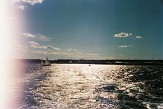 ferry ride - maine