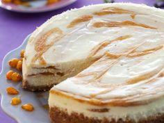 Frischkäsekuchen mit Sanddorn ist ein Rezept mit frischen Zutaten aus der Kategorie Käsekuchen. Probieren Sie dieses und weitere Rezepte von EAT SMARTER!