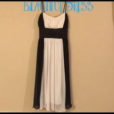 Girly Girl HP 11-1-15Beautiful Dress This dress brings true elegance to any party or formal setting!!! Very gorgeous!!!!                    ❤️ Prices are negotiable but please be considerate due to Poshmark fees are 20% ❤️ OFFER button is always the best ❤️ Bundles receive great discounts ❤️ SAME day shipping ❤️ No Trades, No holds , No PayPal  ❤️ Happy Poshing  City Triangles Dresses Midi
