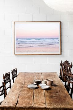 Limited Edition Dusk Photographic Print - Kara Rosenlund's Online Shop