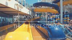 Perfect Storm: Waterslide Harmony of the Seas (Wasserrutsche)