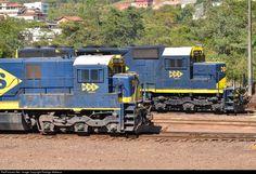 Foto RailPictures.Net: MRS 5301 MRS Logistica EMD SD40-3MP em Conselheiro Lafaiete, Minas Gerais, Brasil por Rodrigo Matheus