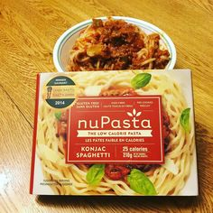 Haven't had pasta in a long, long time. Still haven't decided how I feel about these noodles. Super slippery anyways. Has anyone else tried them? Healthy or not, what do you think?  #nupasta #highfibre #glutenfree #lowcalorie #noodles #pasta #dinner #trysomethingnew #foodie #foodporn #healthy #fitness #trainer #trainerlife #personaltrainer #nutrition #stilldeciding #minelooksjustliketheirs  #nailedit
