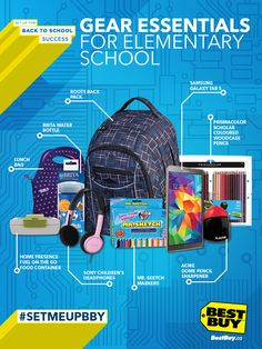 Many kids in the country started school last week, and while the exact return date for students in BC is unclear at the moment, a lot of parents are still busy Bts Backpack, Pencil Bags, Gift Card Giveaway, Cool Things To Buy, Stuff To Buy, Elementary Schools, Children, Kids, Back To School