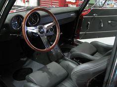 Alfa Romeo 2000 GTA.