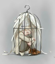 Crowley Never Kills The Plant, The bird cage is equally a property for the chickens and a decorative tool. You are able to pick anything you want one of the bird cage types and get a lot more special images. Inspiration Art, Art Inspo, Good Omens Book, Michael Sheen, Angels And Demons, Cartoon Movies, Crowley, Stargate, Bird Cage