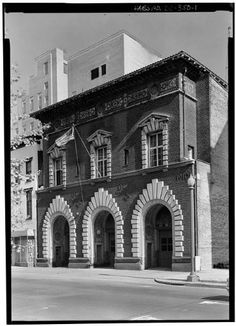 Historic Photo Engine Company Number Two Firehouse 719 Twelfth Street Northwest $29.99
