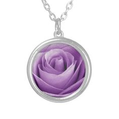 Shop Purple Roses Bouquet Gift Item for Her Silver Plated Necklace created by JaclinArt. Purple Roses, Rose Bouquet, Wedding Necklaces, Silver Plate, Coin Purse, Monogram, Pendant Necklace, Pattern, Gifts