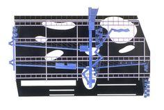 Bernard Tschumi / Le Fresnoy Art Center (Tourcoing, 1991-1997)