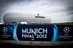 Champions League Finale 2012 FC Bayern München (GER) : FC Chelsea (ENG) (19.05.2012, 20:45, Allianz Arena, München) © by GEPA pictures Champions League Finale, Fc Chelsea, Munich, Finals, Soccer, In This Moment, Image, Fc Bayern Munich, Futbol