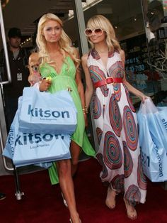 """THE DUO: Socialites Paris Hilton and Nicole Richie  THE BOND: During the show's five seasons, the pair managed to get fired—a lot. And yet, their laughter and weirdly relatable inside jokes made their sometimes-insulting attitude toward middle America tolerable. THE BANTER: """"That bitch let my dog out."""""""