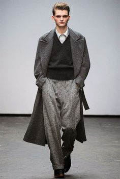 E. Tautz Fall/Winter 2015 - London Collections: MEN