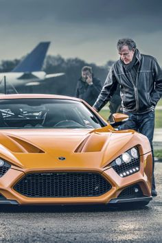 Zenvo and Jeremy
