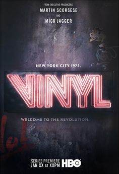 Vinyl (2016) - Martin Scorcese, Mick Jagger & Terrence Winter