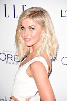Julianne Hough Photos - The 22nd Annual ELLE Women in Hollywood Awards - Arrivals - Zimbio