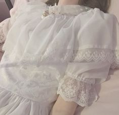 Sweet Heart / Doll / Lace Aesthetic