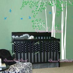 Nature forestnursery wall decal baby wall decal by DreamKidsDecal, $99.00