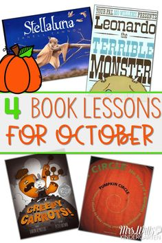 October read aloud l