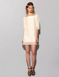 I'm all about this dress. Mainly because it will go with anything and everything I own.