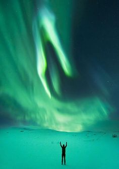 Eliassen has made a career of chasing the Northern Lights