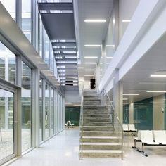 Health Centre In A Parda / Vier Arquitectos SLP