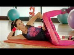 Ebru Şallı Basen Eritme ve Göbek Zayıflama Hareketleri Pilates Egzersizleri Video İzle sağlık videoları - YouTube