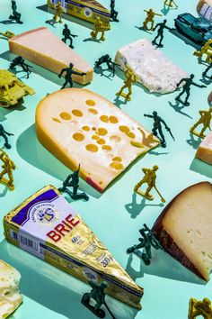 Power and Food: Dan Bannino Captures Favorite Food of The World's Powerful People #inspiration #photography
