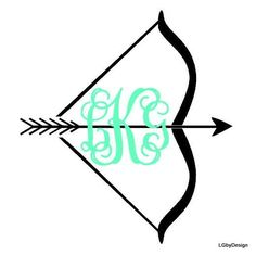 If you love to hunt or just love the outdoors in general, this super adorable monogram with a bow and arrow decal is for you! This decal is Hunting Girls, Bow Hunting, Hunting Stuff, Vinyl Crafts, Vinyl Projects, Archery Shirts, Vinyl Monogram, Monogram Stickers, Monogram Frame