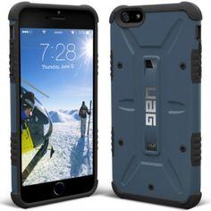 Urban Armor Gear (UAG) Aero Protective Case for Apple iPhone 6 Plus - Slate Grey