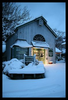 Good morning everyone. Stocking up on coffee for another snowy weekend. At least it's not starting until late tonight.