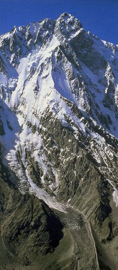Nanga Parbat - Pakistan- Asia - Among the highest mountains in the world, this stark Himalayan peak is also one of the most treacherous.