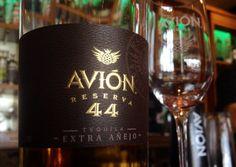 Avion Reserva 44. #Avion #ChoosePleasure #Reserva44 #RestaurantDesign #FoodandDrink
