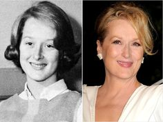 Celebrity Yearbook Photo 50 Meryl Streep