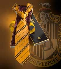 Hufflepuff™ House Tie