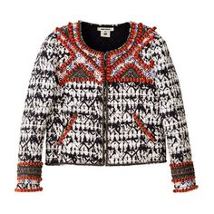 Isabel Marant For H&M ❤ liked on Polyvore featuring jackets