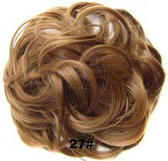 25 Color Natural Hair Chignon Synthetic Hair Donut Roller Fast Bun Coque Cabelo Heat Resistant Hairpiece Hair Bun Pad