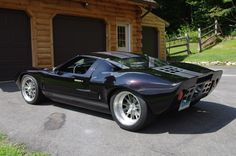 Ford Gt Kit Car For Sale Rcr Gt Deluxe Mark  For Sale Kit Cars