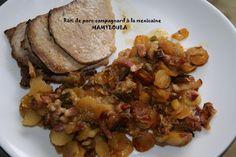 Roti+de+porc+campagnard+à+la+mexicaine