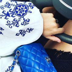 working day#embroideredblouse #vyshyvanka_by_varenykyfashion #vyshyvanka…