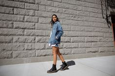 A sleek lug sole adds some cool utility along the Irene military boot's contrast outsole. Sigerson Morrison, Irene, Contrast, Fall Winter, Military, Boots, Crotch Boots, Heeled Boots, Shoe Boot
