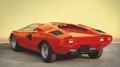 The legendary Countach, along with the Miura, represented the backbone of the Lamborghini legend. An other masterpiece by Bertone designer Marcello Gandini it is a fascinating, unconventional car that keeps turning head today. http://automobili-lamborghini.tumblr.com/post/76977349275/the-legendary-countach-along-with-the-miura Lamborghini Pictures, Lamborghini Cars, Sexy Cars, Sport Cars, Race Cars, Volkswagen, Motor Car, Auto Motor Und Sport, Custom Cars