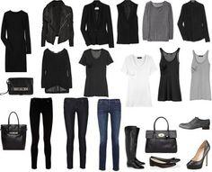 MINIMAL + CLASSIC: basic wardrobe
